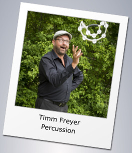 Timm Freyer Percussion